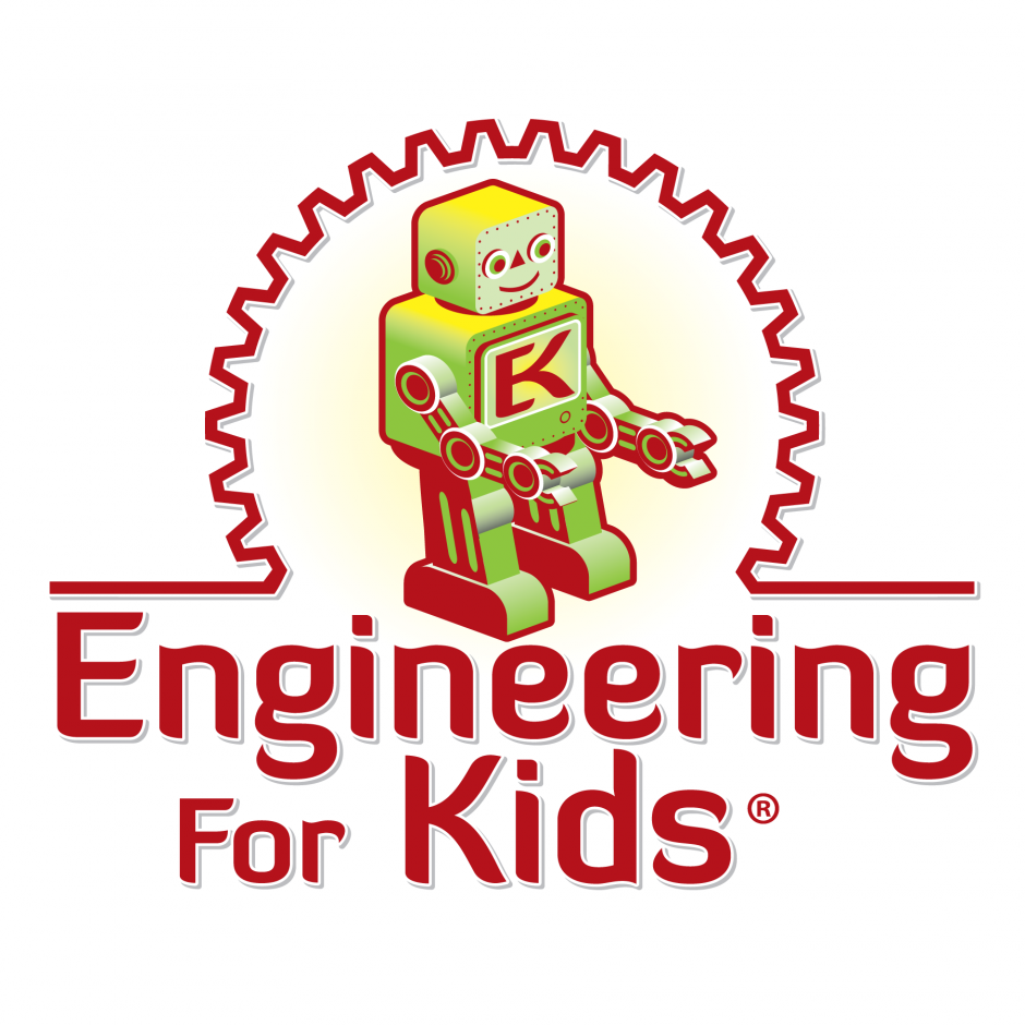 Engineering for Kids cover photo
