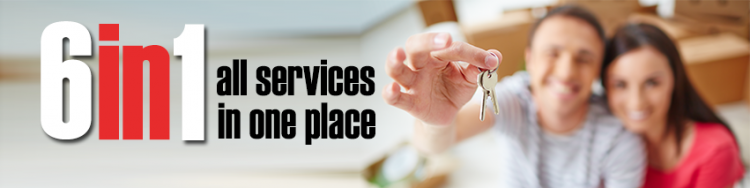 Between Real Estate Service Provider cover photo