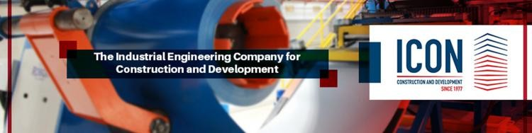 Industrial Engineering Company  for Construction and Development (ICON) cover photo