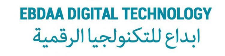 Ebdaa Digital Technology cover photo
