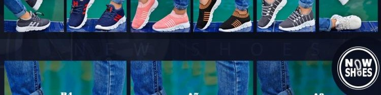 NOWSHOES cover photo