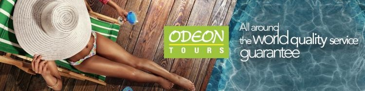 ODEON Tours cover photo