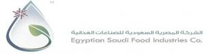Egyptian Saudi Food Industries Co. Logo