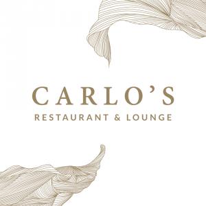 (رستل للاستثمار السياحى)  CARLO'S Restaurant & Lounge Logo