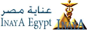 عناية مصر Inaya Egypt Logo