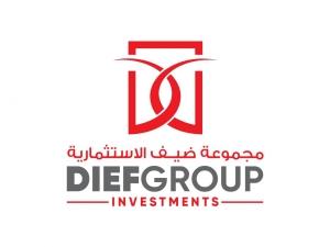 مجموعة ضيف الاستثمارية  DIEF GROUP INVESTMENTS Logo