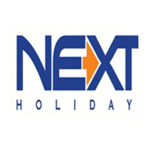 Next Holiday Travel Logo