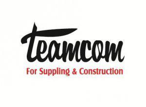 Teamcom For Supplying & Construction Logo