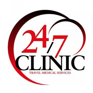 24/7 Clinic Logo