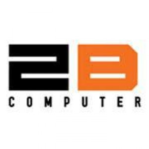 2B Computer Logo