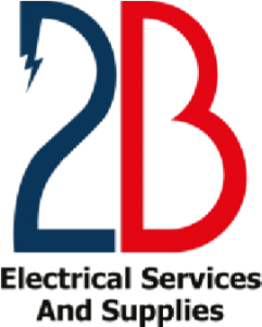 2B for electrical services and supplies  Logo