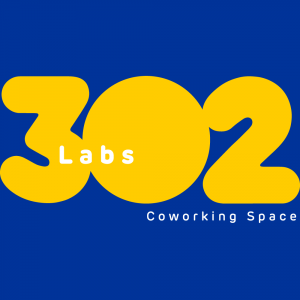 302Labs Coworking Space Logo