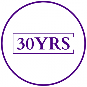 30YRS Logo