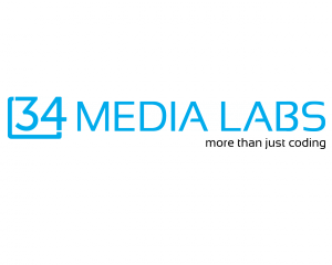 34 Media Labs Logo
