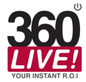 360LIVE Logo