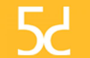 Fifth Dimension - 5d Logo