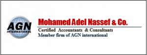 AGN Int. MANassef & Co. Logo