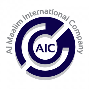 AIC - Al Maalim International Co. Logo