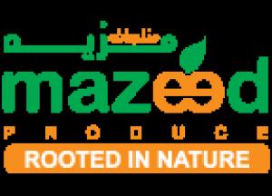 """AIDC """"Mazeed"""" Logo"""