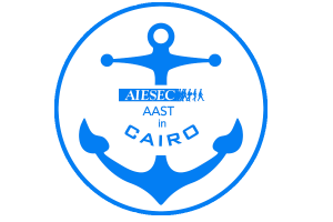 AIESEC AAST in Cairo Logo