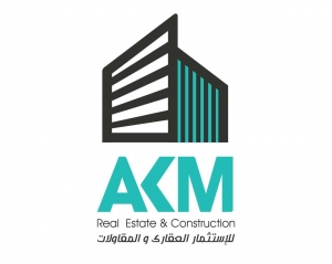 AKM Realestate and construction  Logo