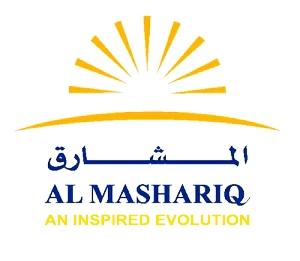 AL MASHARIQ  Logo