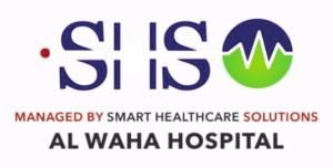 AL Waha Hospital Logo