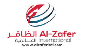 AL-Zafer international shipping & logistic solutions Logo