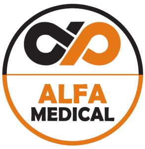ALFA  MEDICAL Logo