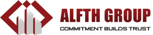 ALFTH Group for Real Estate Development and Project Management Logo