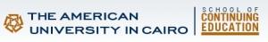AUC School of Continuing Education Logo