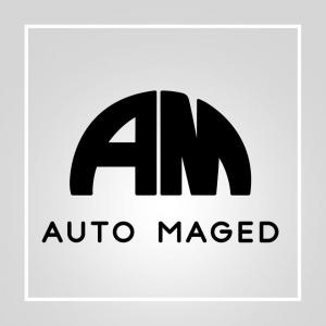 AUTO MAGED Logo