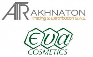 Akhnaton for Trading & Distributing  Logo
