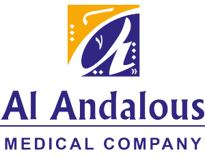 Al Andalous Medical Company Logo