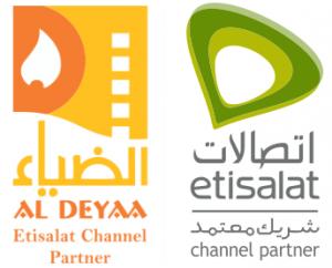 Al DEYAA Telecom  Logo