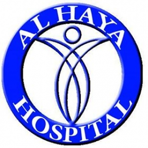 Al Haya Hospital  Logo