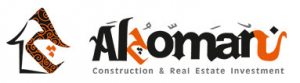 Al-Joman Construction and Real Estate Investment Logo