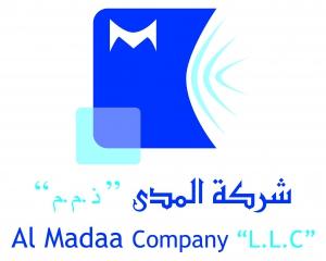 Al Madaa Company  Logo