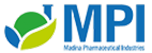 Al-Madina pharmaceutical industries Logo