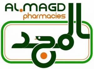 Al-Magd Pharma Logo