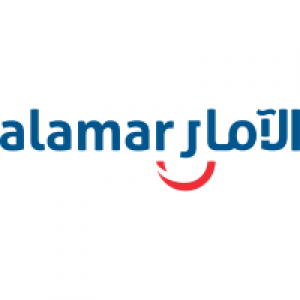 Alamar Foods Egypt ( Domino's Pizza & Dunkin Donuts ) Logo