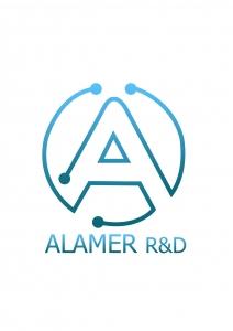 Alamer R&D Logo