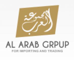 Alarab group &co;. Logo