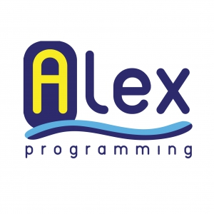 Alexandria For Programming Logo