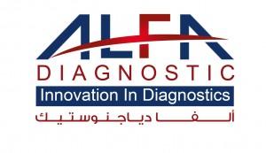 Alfa Diagnostic Logo
