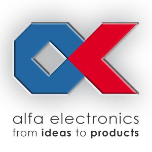 Alfa Electronics Logo