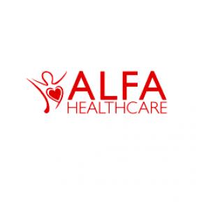 Alfa Healthcare Egypt Logo