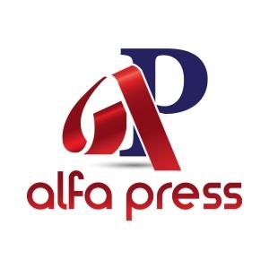 Alfa Press Logo