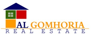 Al Gomhoria Real Estate Logo