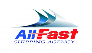 All Fast Shipping Agency Logo